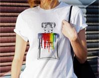 T-Shirts à col rond