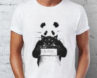 T-Shirts en anneau