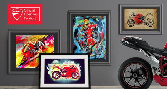 Art Ducati officiel