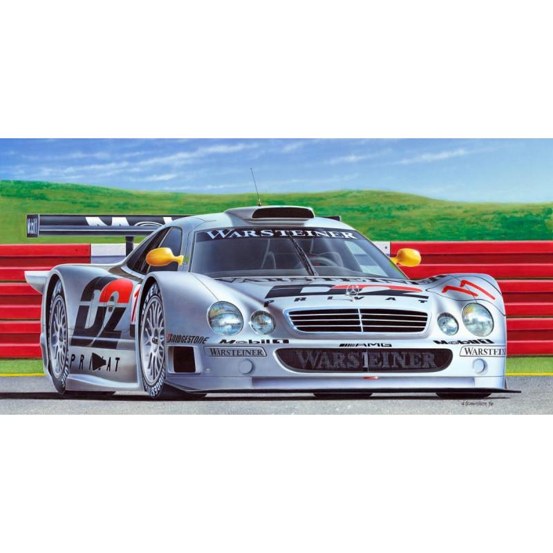 Mercedes-Benz CLK-GTR D2