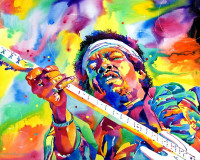 Jimi Hendrix Electric