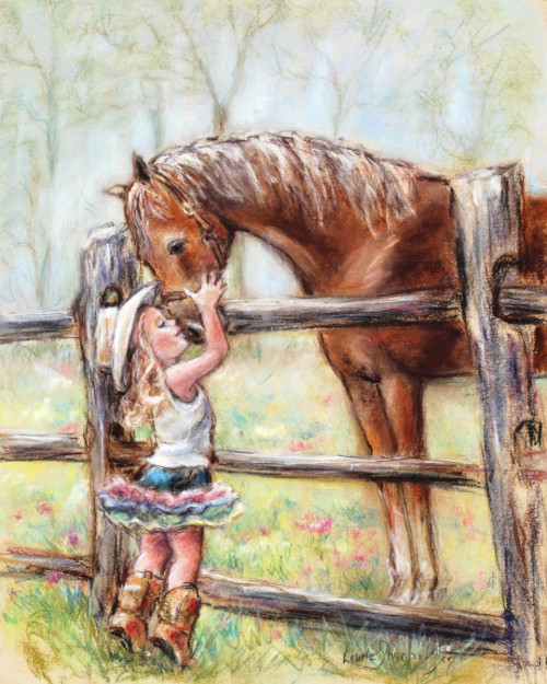 Cowgirl Whispers