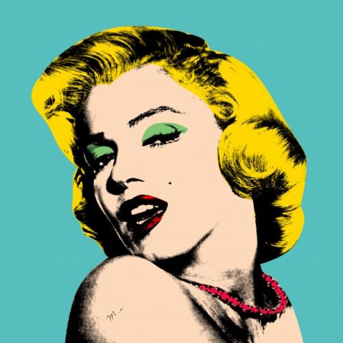 Marilyn Monroe Pop 2