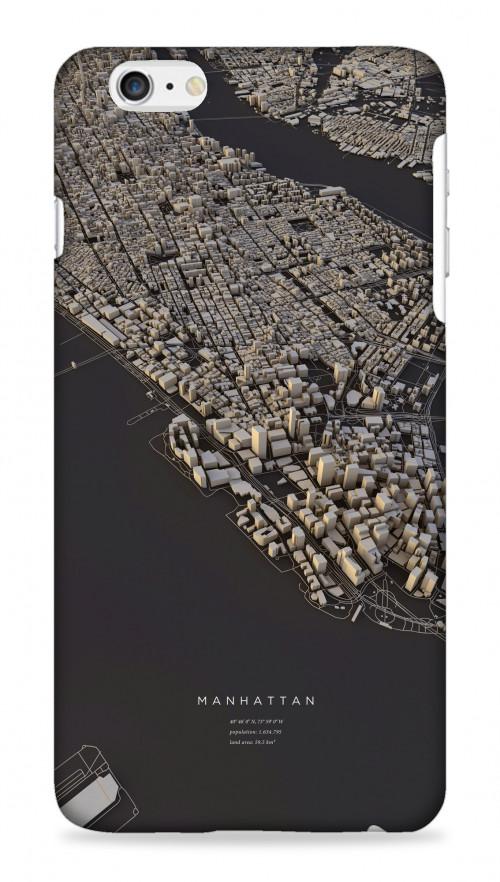 Manhattan (Black & White)