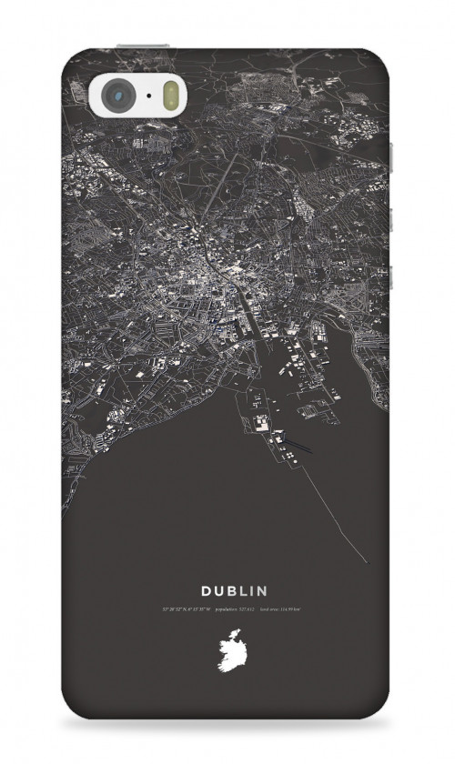 Dublin (Black & White)