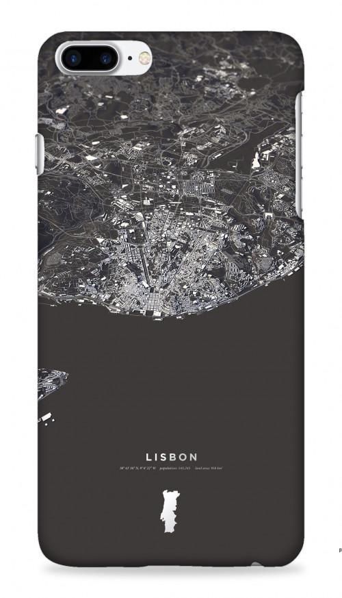 Lisbon (Black & White)