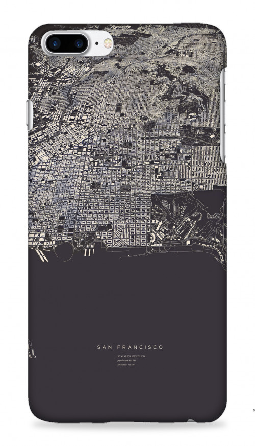 San Francisco (Grey)
